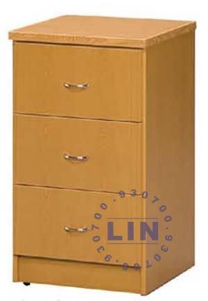 【品特優家具倉儲】R494-01收納櫃W-31床頭櫃