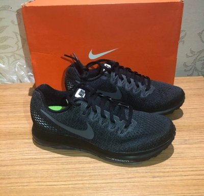 【RS只賣正品】Nike WMNS Zoom All Out Low 黑 慢跑鞋 氣墊鞋 878671-001
