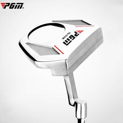 @欣悅小佳 新款Golf club men putter高爾夫球桿低重心帶瞄準線 帶撿球男士推桿