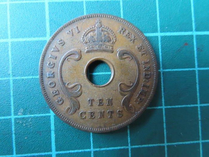 1937年東非10C銅幣