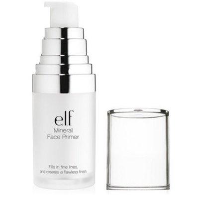 【蓋亞美舖】ELF Mineral Infused Face Primer clear 礦物妝前面部底霜 美國進口