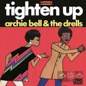 【預購】【黑膠唱片LP】Tighten Up W/the Drells - 180gr / 阿奇貝爾與德瑞斯樂團