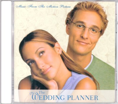The Wedding Planner 電影原聲帶