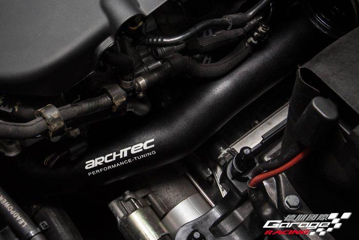 德朋國際/ ARCHTEC 鋁合金強化渦輪管 Volkswagen Passat 400TDI 實裝