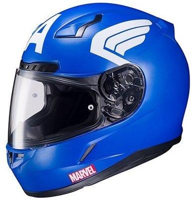 【Sunny Buy運動館】◎預購◎美國 HJC CL-17 Marvel Series 美國隊長 全罩式 賽車安全帽 台中市