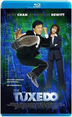 【藍光影片】燕尾服 / 神奇燕尾服 / The Tuxedo (2002)