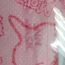 bnn粉色火星人幼幼1-6歲兒童平面口罩(一包五入)