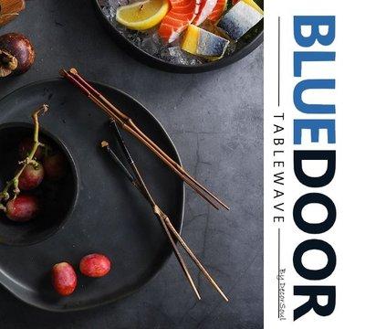 BlueD_ 頂級手工 天然 竹節 筷子 尖頭 楠木 紫竹 纏銅絲 藤線 極致之作 日式 中式 精緻創意日本料理用 餐廳