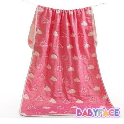 BabyFace【五層紗】紗布料擦澡 浴巾雲朵小羊小象星星愛心童趣純棉吸水加厚大人吸水透氣不買可惜批發可