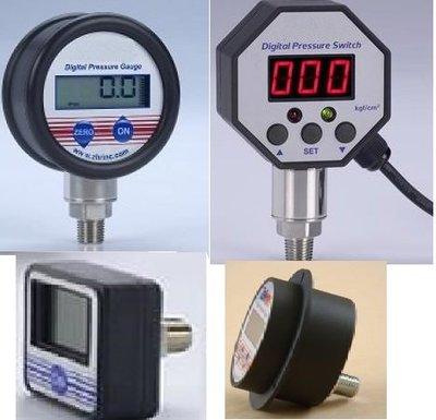 數字型數位壓力錶真空錶壓力表壓力計真空計真空表負壓表負壓錶直立式埋入式腐蝕性Digital pressure gauge