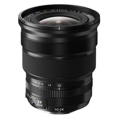 FUJIFILM XF 10-24mm F4 R OIS 超廣角變焦鏡頭 恆昶公司貨