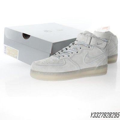 REIGNING CHAMP X NIKE AIR FORCE 1 '07 MID 中筒百搭板鞋 GB1228-185