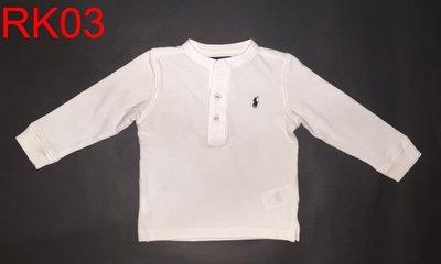 【西寧鹿】 Ralph Lauren Polo 18個月大 童裝 絕對真貨 美國帶回 可面交 RK03