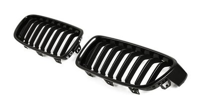 BMW F10 F20 F30 F32 F36 F22 E90 E92 正原廠 M Performance 黑色水箱罩