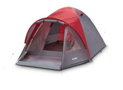 英國品牌,清倉特價(HI-TEC)四人帳篷(2)
