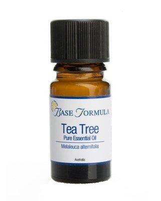 *百合麻雀*茶樹精油 5ml-英國Base Formula原裝進口(滿額好禮+現金回饋)