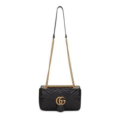 [全新真品代購] GUCCI GG Marmont 小款 肩背包 / 鍊包