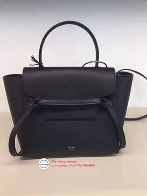 Celine Nano Belt Bag
