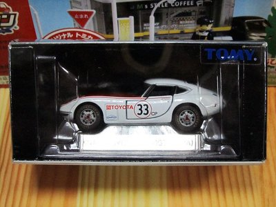 TOMICA TL0040 TOYOTA 2000GT (33號)