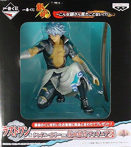 AQI BUY 銀魂 一番賞 最後賞 這樣的阿銀從來沒見過 坂田銀時 公仔 模型 玩具 擺飾 日本正版
