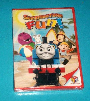 *【英語幼兒教育DVD】小pen*有趣卡通大集合*SummerTime  FUN!