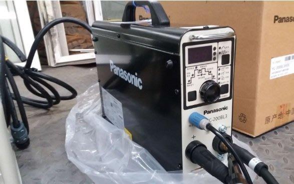 松下氬弧焊機YC-200BL3數字脈冲電焊機YC-200BL3