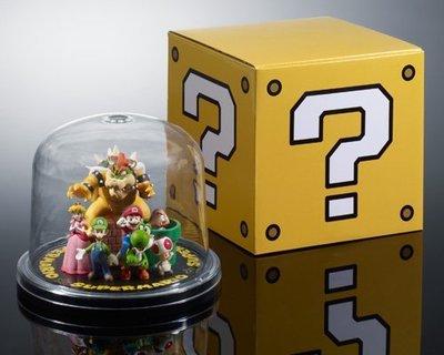 TOY 日本任天堂CLUB 限定特典 超級瑪利歐 characters 模型 (超級瑪莉歐兄弟) 純日版 全新品
