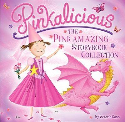 *小貝比的家*PINKALICIOUS: THE PINK AMAZING STORY BOOK COLLECTION