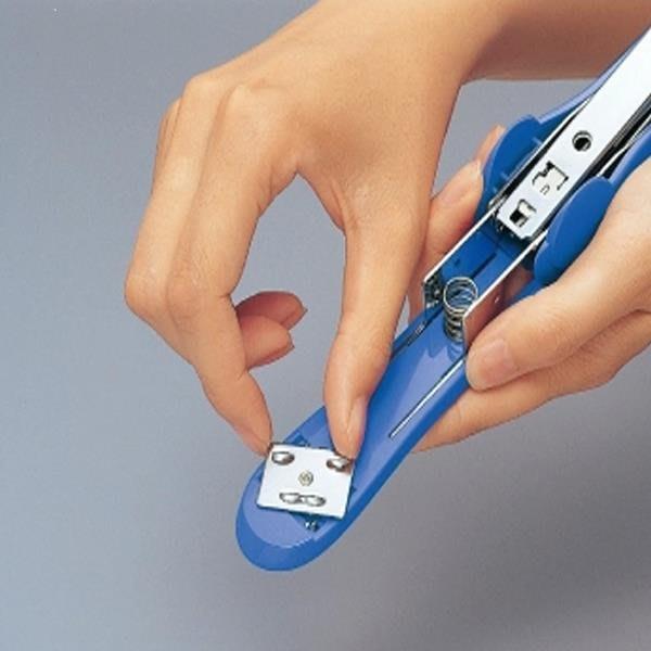 進口MAX美克司24/6訂書機HD-50訂書器12號釘書機 QQ3575 Biglove