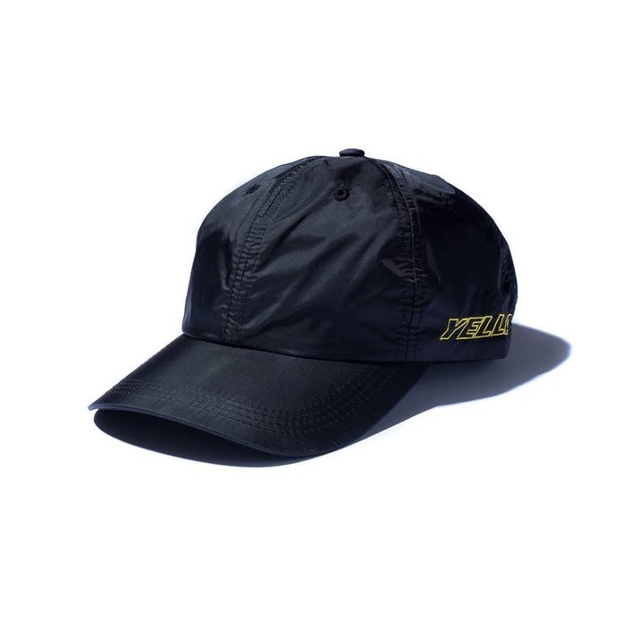 { POISON } MOONBLIND YELLA WATER PROOF SIX PANEL CAP 防水刺繡老帽