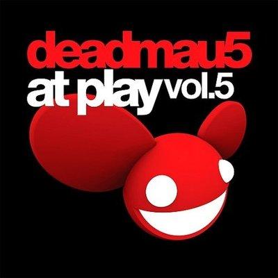 音樂居士*Deadmau5 - At Play Vol.5*CD專輯