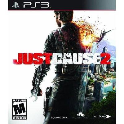 全新未拆 PS3 正當防衛2 Just Cause 2 -英文版-