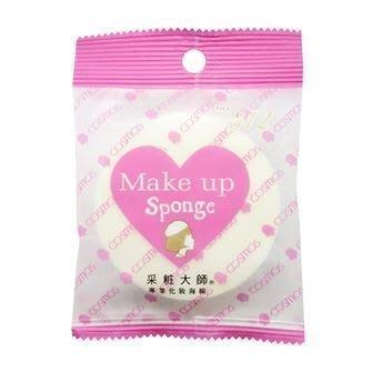 *微風小舖*采粧大師 NR 天然乳膠 專業化妝海綿 粉 #812 (一片)~可超取付款 可刷卡