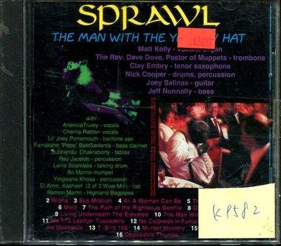 *真音樂* SPRAWL / MAN WITH THE YELLOW 二手 K9582(下標賣3)