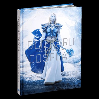【丹】暴雪商城_Blizzard Cosplay: Tips, Tricks and Hints 暴雪 娛樂 精美 圖冊