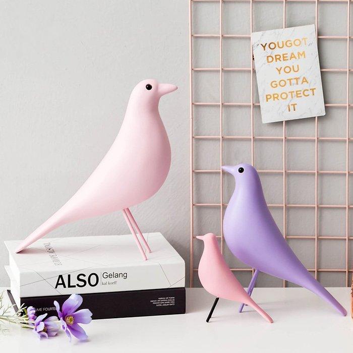 〖洋碼頭〗現代簡約鳥擺件裝飾品創意家居室內客廳房間書架書房北歐小擺設品 fjs837