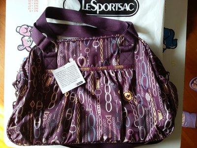 LeSportac 旅行袋 (全新)