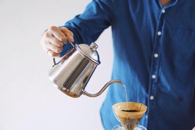 D.M caf'e -【原廠附發票】Takahiro ( 標準版 ) 不銹鋼手沖壺0.9L/細口壺/手沖咖啡