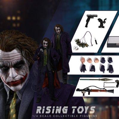 【怡紅】RISIG TOYS RT-001植發1/4小丑希斯萊杰兵人可動手辦模型