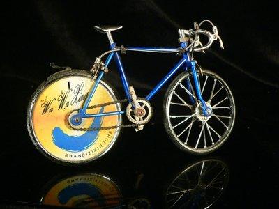早期 合金自行車打火機 造型打火機 腳踏車~擺飾 擺件~(A1)