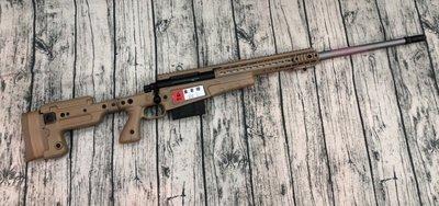 《GTS》ASG Arckwick MK13 mod7 手拉空氣步槍 狙擊槍 AI真槍廠授權送滅音管槍袋