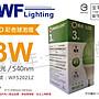 [喜萬年]含稅 舞光 LED 3W 綠色 540nm 全電...