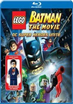 藍光BD 樂高蝙蝠俠電影:LEGO Batman The Movie:BD-5836