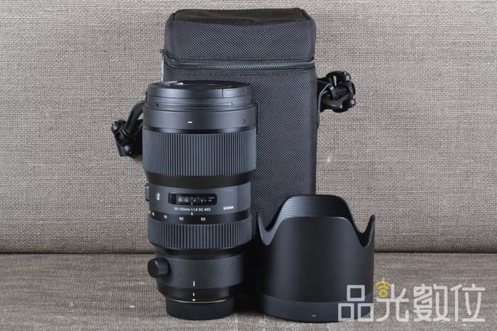 【品光攝影】SIGMA 50-100mm F1.8 ART FOR NIKON #88822