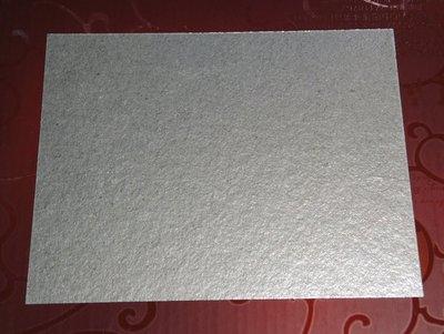雲母片 微波爐絕緣片 微波爐雲母片 加厚0.4mm 微波爐絕緣紙 15公分*12公分
