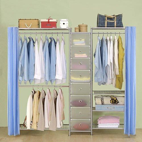 【中華批發網DIY家具】D-62A-10-W2型90+pp+W4型60衣櫥置物櫃-(前罩)不織布
