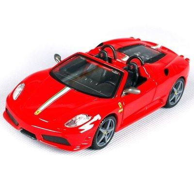 法拉利 Ferrari F430 Scuderia Spider 16M 紅色FF1144018 1:32 預購 阿米格