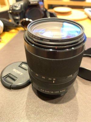 SONY SAL18135 DT 18-135MM F3.5-5.6 SAM A接環 非Nikon canon
