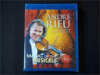 [藍光BD] - 安德烈瑞歐 : 歌舞劇神采 Andre Rieu : Magic Of The Musicals