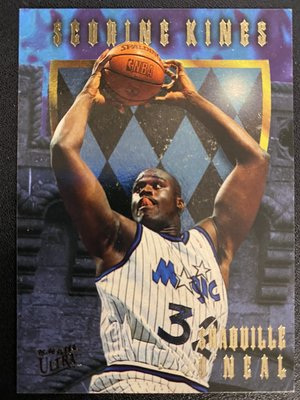 Shaquille O'NeShaal 1995-96 Ultra Scoring Kings #8